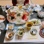 栄美屋旅館 - 伊勢海老祭りコース