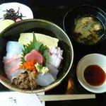 旬蔵 - 海鮮丼