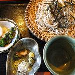 蕎鈴庵 - 料理写真: