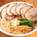 魚魚 - 下田さん家の豚チャーシュー麺