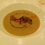タストゥー - マッシュルームのスープ