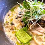 麺ビストロ Nakano -