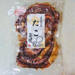 鈴円本舗 - たこ姿焼き(包装)
