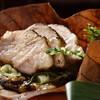 うかい竹亭 - 料理写真:イベリコ豚の朴葉焼