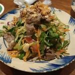 ビア ホイ チョップ - 牛肉サラダ