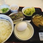 松屋 - 定番朝食
