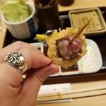 新宿 立吉 - 士幌の黒牛②