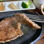 うまいものや 麺遊喜  - 料理写真:★ステーキ定食(1100円)★