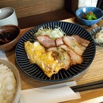 江戸堀 焼豚食堂