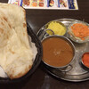 インドレストラン Phulbari  - 料理写真:チキンセット 三辛 800円(税込)