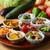 みのる食堂 - 料理写真:本日のお惣菜(例)※全ての定食に4種のお惣菜が付きます