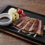 みのる食堂 - 東北和牛サーロインステーキ(120g)