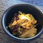 三田屋 - 野菜サラダ