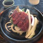 三田屋 - ステーキ