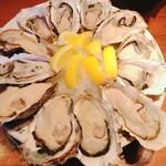 ITALIAN&OYSTER SEASON - 新鮮生牡蠣