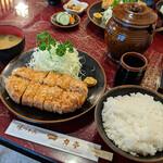 140065171 - 『大ロースかつ定食』 1,980円円(税込)