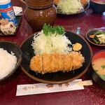 140065177 - 『ヒレかつ定食』 1,680円(税込)