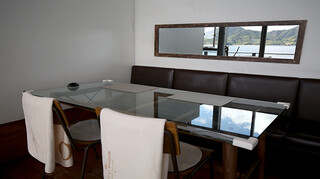 ZONA FORTUNATO - 店内テーブル席
