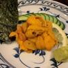 味 まほろば - 料理写真:北海道産の生うに