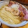 コッチネッラ - 料理写真:鶏そば 醤油(味変ジュレ+イベリコ豚チャーシュー付)