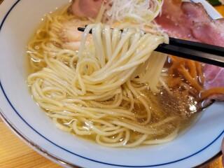 コッチネッラ - 鶏そば 醤油(味変ジュレ+イベリコ豚チャーシュー付)