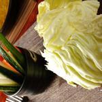 BAR Bress - 野菜スティックのバーニャカウダ