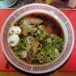 中国料理 山宝閣 - 料理写真:ラーメン