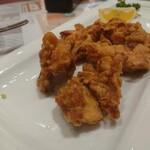 梅蘭 - 鶏肉の唐揚げ