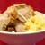 ラーメン二郎 - 料理写真:ラーメン小+ニンニク多め+白ネギ