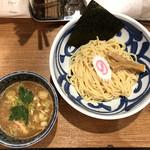 麺屋 わおん - 「魚介とんこつつけ麺」850円