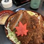 140080471 - ロースソースカツ丼 200g  ¥1380(税別)
