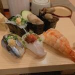 140081573 - 580円のセット お寿司