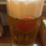 石垣島 食堂 酒晴 - オリオンビール 沖縄!