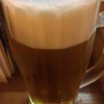 石垣島 食堂 酒晴 - オリオン 生ビール