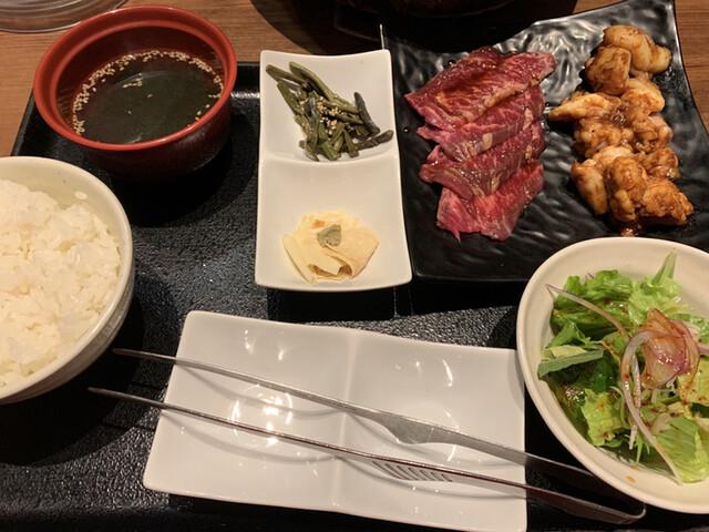 五韓満足 田町店の料理の写真