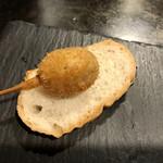 創作串料理 Dining Juicys - 黒毛和牛のシャトーブリアン