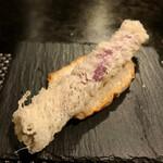 創作串料理 Dining Juicys - 紫芋のナントカ。餡揚げ巻き??
