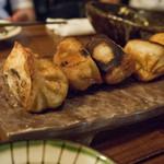海豚 - 焼き餃子