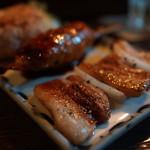 サマサマ - 豚、つくね、焼きおにぎり