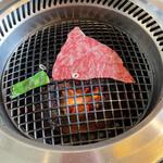 炭火焼肉やまがき - 炭火無煙ロースター