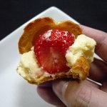 アンファン - ☆苺の甘味が素敵な季節ですよね(#^.^#)☆