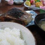 斎春 - つぼ鯛定食