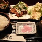 1401150 - チキン南蛮定食