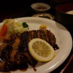 居酒屋 四季の蔵 - 日替わり(トンカツ定食