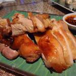 サバイ・サバイ - タイ風焼き鳥