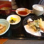 14010484 - 天ぷら定食¥880