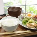 カフェ ガーデン - 日替わりランチ