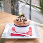 カフェ ガーデン - ショコラスフレ