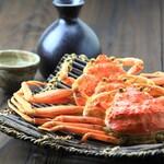 和食日和 おさけと 日本橋室町 - 香箱蟹