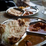 14011419 - インド料理 ニューンダス ランチバイキング